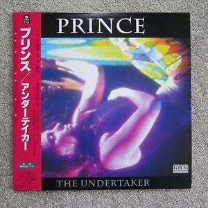 Prince-The-Undertaker-Japanese-Laserdisc-w-insert-obi