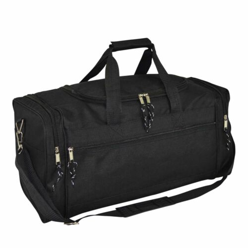 Pink Red Black Sports Travel Carry Duffel Purple Bag Dalix 20