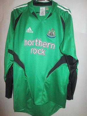 Newcastle United 2004-2005 GK Football Shirt Size Small /15702