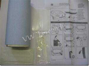 Genuine VW Fox 2005-2012 Rear Bumper Protection Film - 5Z0061197 / 5Z0 061 197