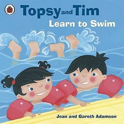 Topsy and Tim: Learn to Swim, Adamson, Jean, New Book