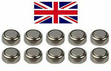 10 x 1.55V Button Coin Cell Watch Battery Batteries AG10 AG-10 LR1130S SR1130W