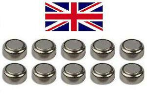 10-x-1-55-V-Bouton-Coin-Cell-pile-piles-ag10-AG-10-lr1130s-SR1130W
