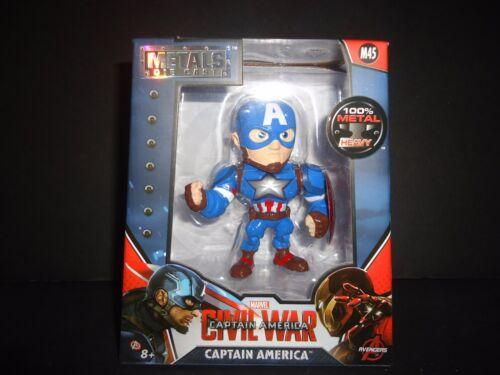 Jada Captain America Figuren 10.2cm Metall Marvel