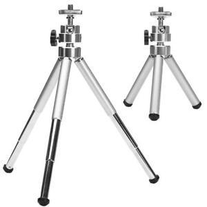 Mini-Aluminum-Alloy-Desktop-Tripod-3-Section-Stand-Holder-for-Projector-Camera