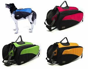 b23dd52005b3 Image is loading Kyjen-Outward-Hound-QUICK-RELEASE-BACKPACK-for-Dog-