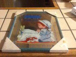 cadre enfant bleu neuf - France - Couleur: Bleu - France
