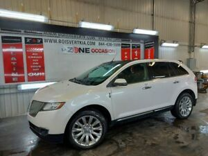 2014 Lincoln MKX MKX AWD V-6 3.7L CUIR GPS TOIT PANO SEUL 54000 KM