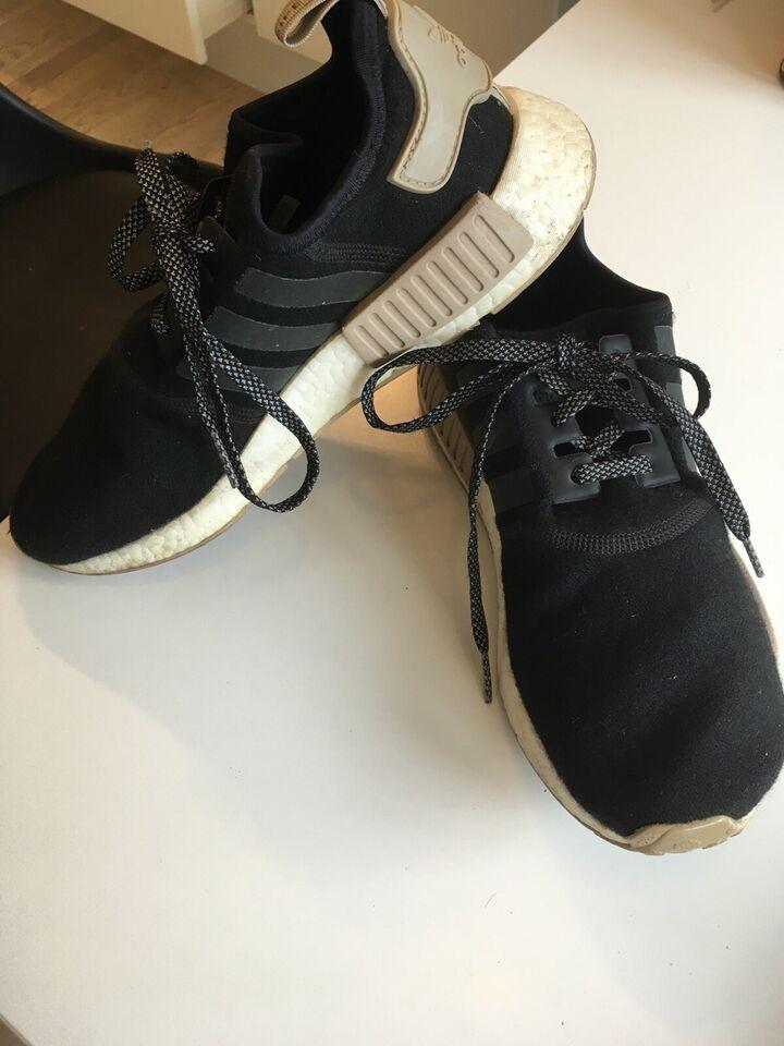 Sneakers, Adidas NMD, str. 41,5 – dba.dk – Køb og Salg af