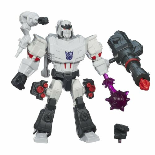 Transformers Hero Mashers Megatron Figure Free Shipping New
