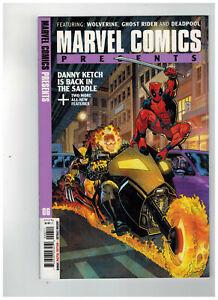 MARVEL-COMICS-PRESENTS-6-1st-Printing-Wolverine-039-s-Daughter-2019-Marvel