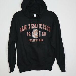 Cali Zip Up Hoodie San Fran Flowers Hooded Sweatshirt for Men