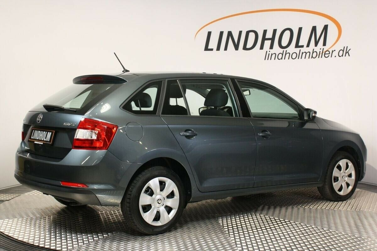 Skoda Rapid TSi 110 Ambition SB