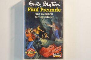 MC-Enid-Blyton-Fuenf-Freunde-und-die-Schrift-der-Tempelritter-EUROPA-74321943614