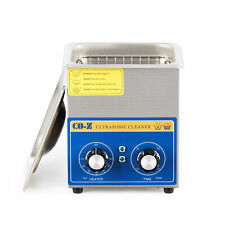 Preenex Ultrasonic Cleaner With Heater And Timer 2l Sonic Cavitation Machine