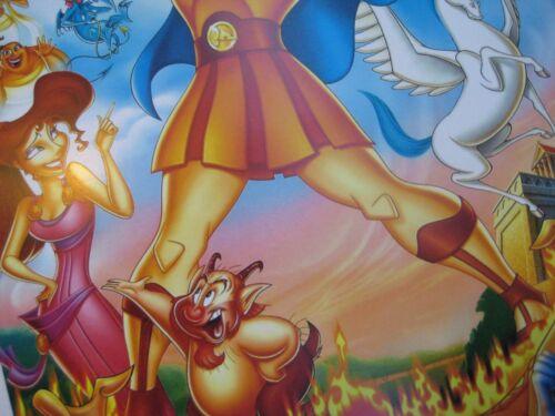 "Disney  Hercules 11/"" x 17/"" - B2G1F T1 Movie  Collector/'s  Poster Print"