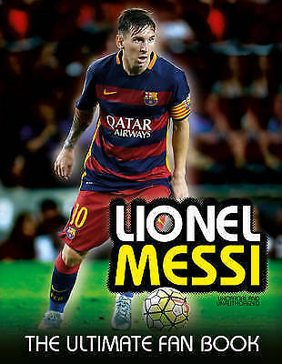 1 of 1 - Lionel Messi by Perez, Mike -Hcover