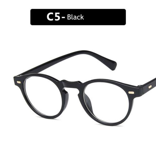 Retro Round Sunglasses Men Women Small Eyewear Shades Eyeglasses UV400 Fashion