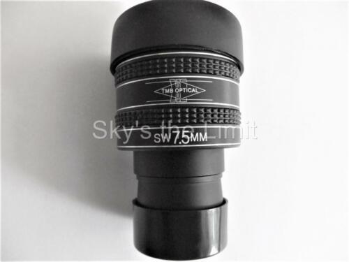 "1.25/"" 7.5mm 58 grados TMB planetaria II ocular"