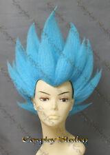 Vegeta Blue Custom Made Cosplay Wig_commission895