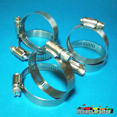 HCK3501 Radiator Hose Clamp Kit Fordson Major Tractor & Power-Major Super-Major