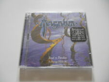"""Magnum """"Road to paradise"""" Rare 2 cd 1998 Castle Comunication Records New Sealed"""