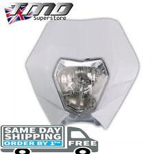 KTM Universal Headlight Motorcycle Enduro Light Motorbike Bike Pitbike E Marked