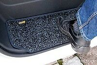 CAB STEP MATS 2 X FOOT WELL MAT FIT Renault Master Vauxhall Movano Nissan NV400