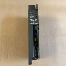 Allen Bradley 1771 Asb E Remote Io Adapter Module Kmgm Flawed