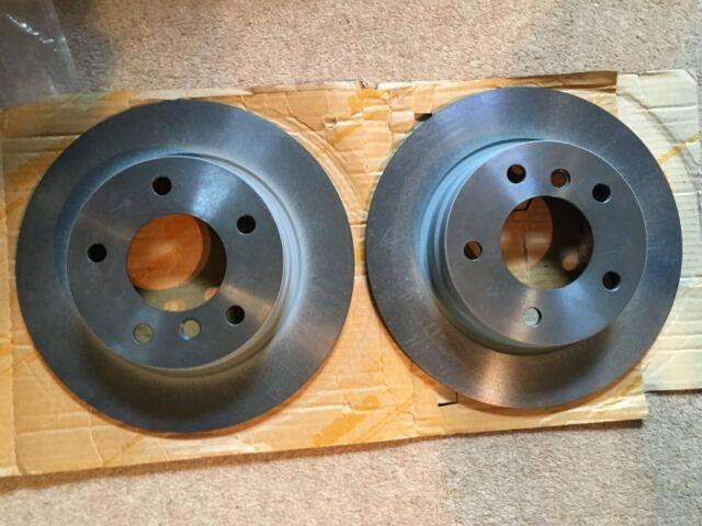 BMW E81 E87 Rear Solid Brake Disc 280 x 10 mm 6855001 34216855001