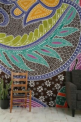 Batik Galaxy Tapestry from Urban Outfitters Anthropologie Assorted Mediterranean
