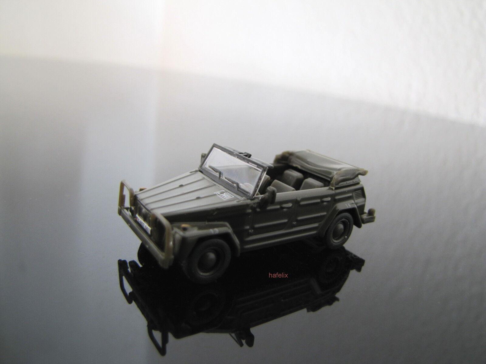 5 Pièce (  pcs) Märklin h0 18705 4 MFOR VW 181 ouverte  COURSIER voiture