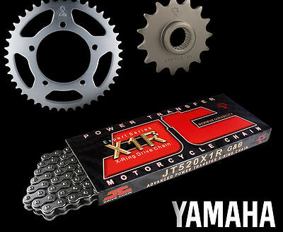 Yamaha YZF R1 SP 2006 Heavy Duty X-Ring Chain & Sprocket Set Kit
