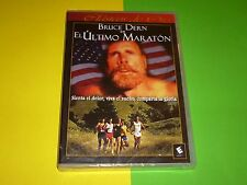EL ULTIMO MARATON / ON THE EDGE - english / Español DVD R2 - Precintada