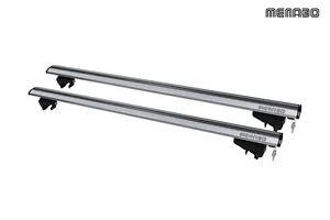 barres de toit aluminium renault kadjar d s 2015 avec barres longitudinales ebay. Black Bedroom Furniture Sets. Home Design Ideas