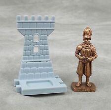 Überraschungsei Figuren K96n75 Offizier UeEi Schweizer Garde Metall
