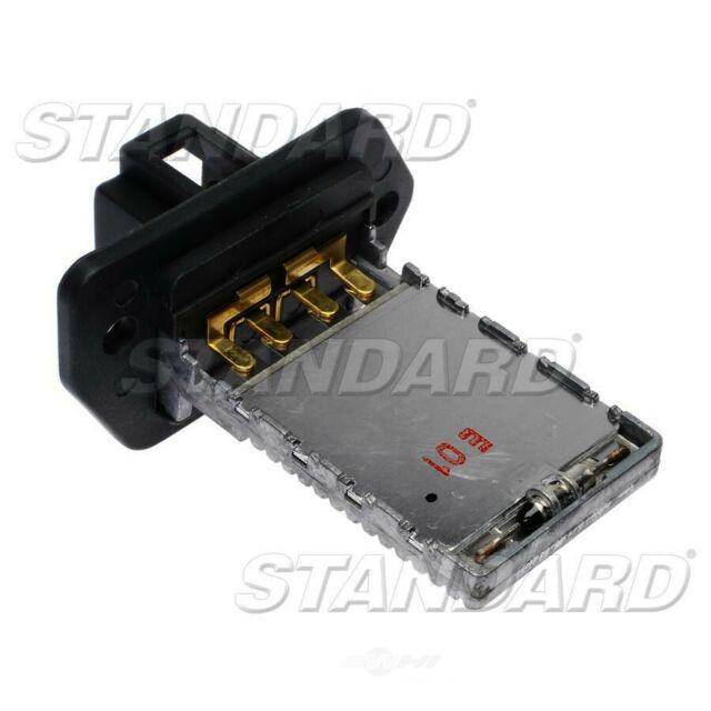 Standard Ignition Ru 459 Hvac Blower Motor Resistor For Sale Online Ebay
