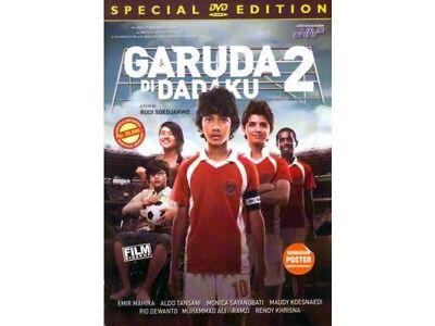 Garuda Didadaku 2 Indonesian Dvd With English Subtitles Ebay