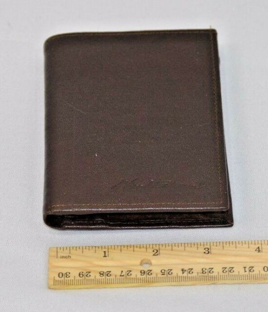 26920f190255 Nice Fashion Genuine Leather Wallet Made in Italy No. 2B Bifold