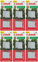 (6) Jobe's 05031t 50 Pack Houseplant / Potted Plant Food Fertilizer Spikes