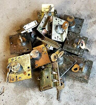 Vintage Antique NEW Western Electric 10G Key for Payphone SKU 20670