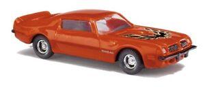 Busch-41710-Pontiac-TransAm-Rot-Modell-1-87-H0