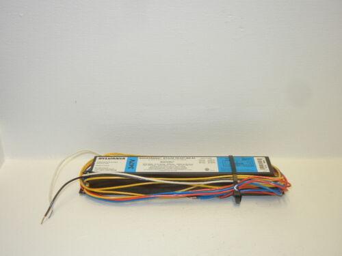 SYLVANIA QT4X32 T8//347 ISN-SC NEW 4-LAMP ELECTRONIC BALLAST QT4X32T8347ISNSC