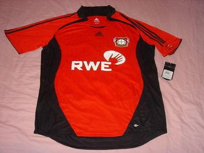 Bayer Leverkusen Soccer Jersey Football Germany Shirt Maglia Adidas Trikot XXL | eBay