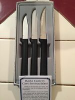 Paring Knives Galore Gift Set with Black Handles G201 Kitchen