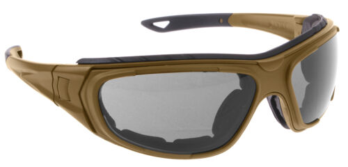 Tactical Coyote Brown Sunglasses Optical Interchangeable Goggles Rothco 10388