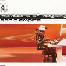 Members of Mayday Sonic empire (1997) [Maxi-CD]