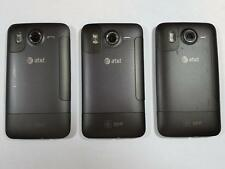 LOT OF 3 - HTC Inspire 4G Black AT&T 4GB Smartphone GREAT CONDITION