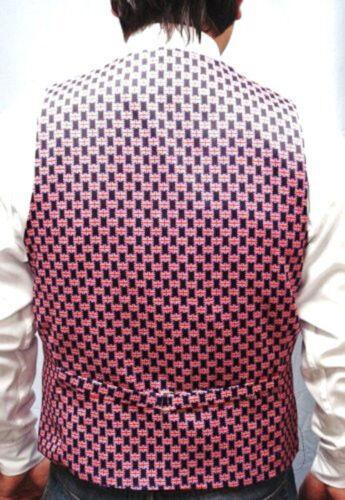 Quality con Completo in Union cravatta lana e Superb da uomo gilet wxXOOHqTpn
