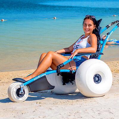 Hippocampe Beach Wheelchair Balloon